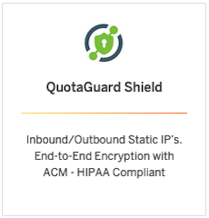 QuotaGuard Shield Logo